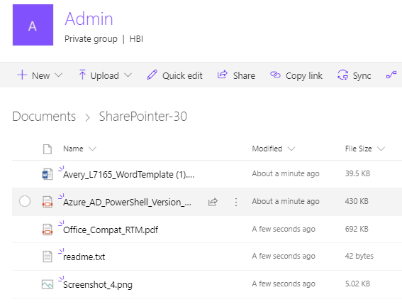 Copy SharePoint list attachments to a document library using Microsoft Flow